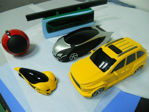 Car Models Prototype
