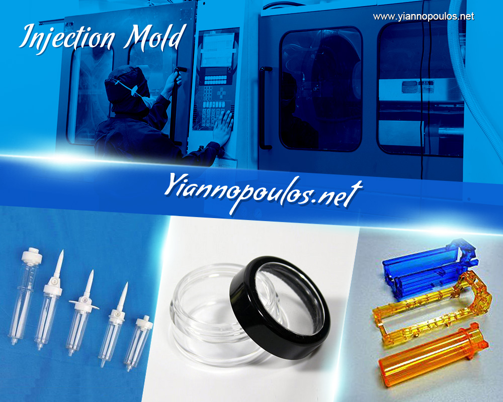 Plastic injection molding: A quick way of plastic parts production